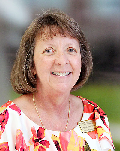 Photo of Judy Baker