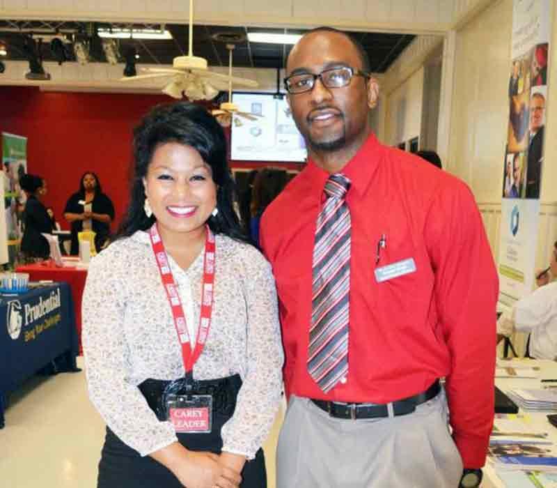 WCU Hosts Career Fair | News | William Carey University
