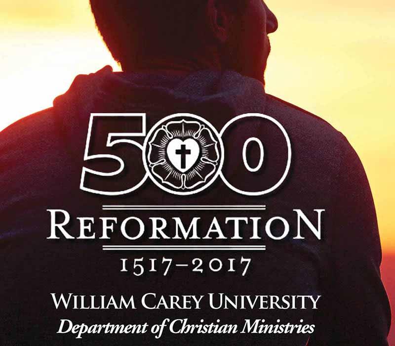 Christian Ministries presents Reformation program, Nov  27 | News
