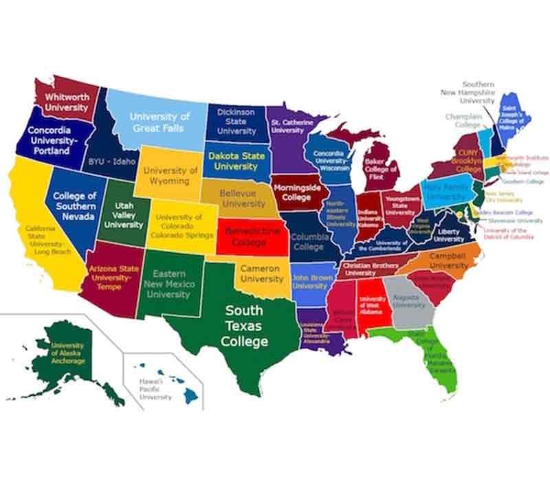 concordia university portland map Carey Ranked As State S Safest Campus News William Carey concordia university portland map