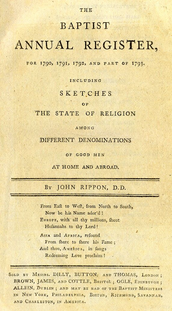 1793 James Fawcett - Sermons on Romans 3:8 Preached at Cambridge University