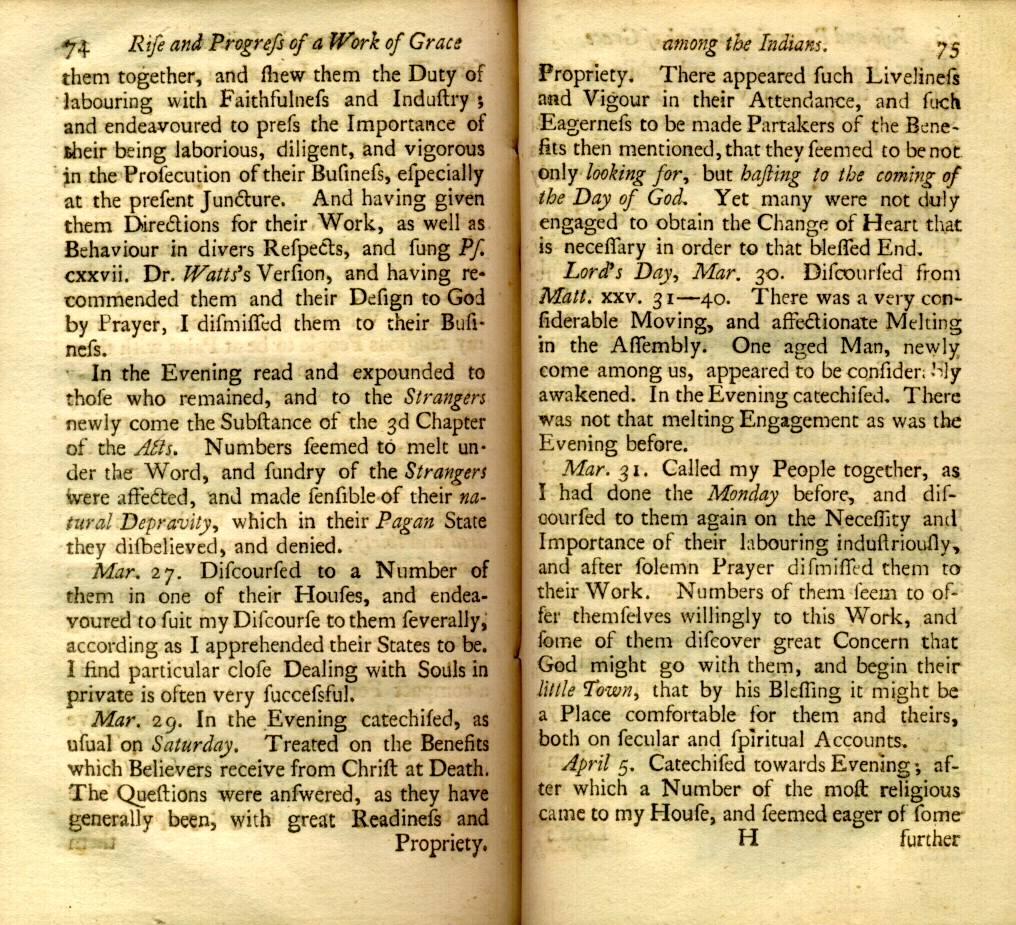 Password Journal Just 19 97: An Abridgement Of Mr. David Brainerd's Journal