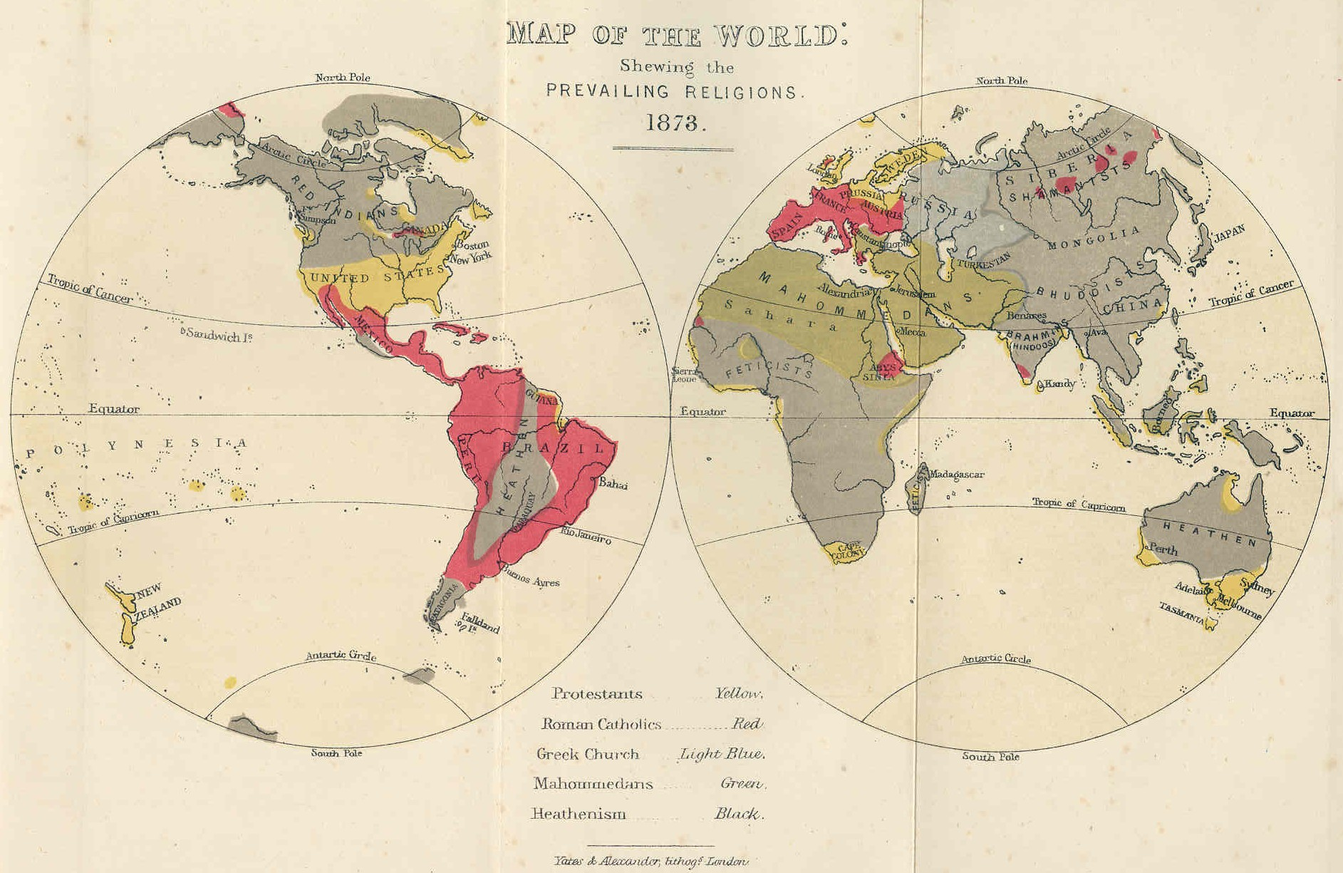 Gazetteer and Maps